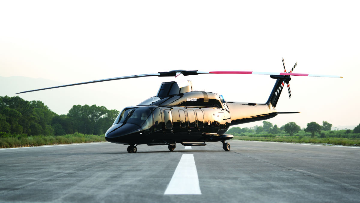 Bell 525 Helicopter