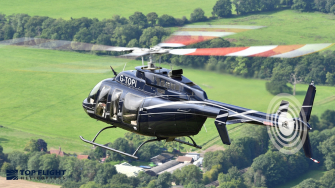 Helicopter Charter | Helicopter Hire 2