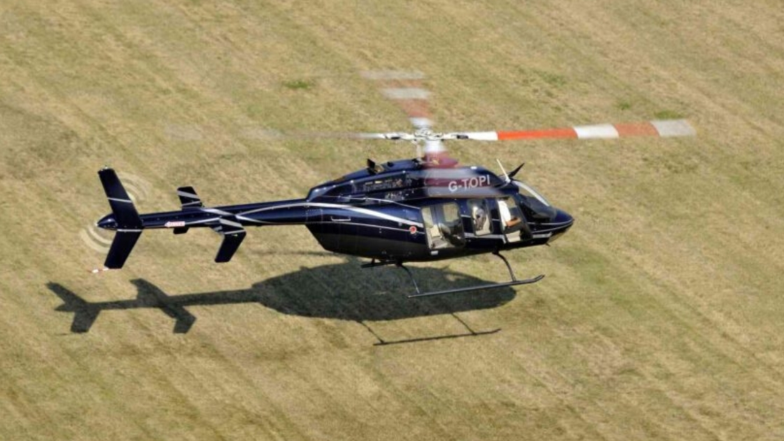Helicopter Charter | Helicopter Hire 4
